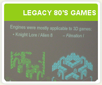 Charla «Legacy from the 80's in today's videogames»