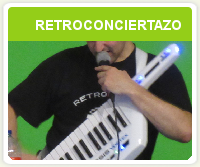 Retroconciertazo «Chiptune Wars»